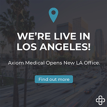 Axiom Medical Opens New Office in LA