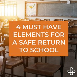 4 Must-Have Elements for a Safe Return to School