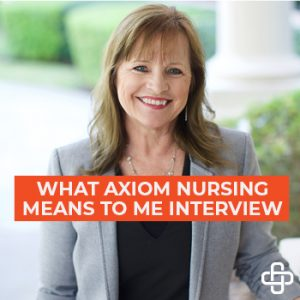 What Nursing Means to Me Interview