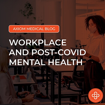 Workplace and post-COVID mental health
