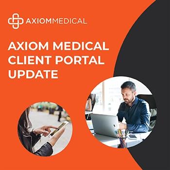 Axiom Client Portal R4: The CRIA Case Status Tile