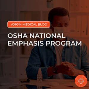 OSHA national emphasis program