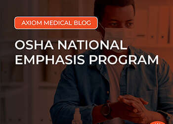 OSHA National Emphasis Program – COVID-19 Disease