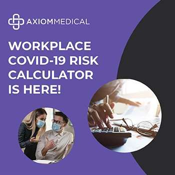 Workplace COVID-19 RISK Calculator is Here!