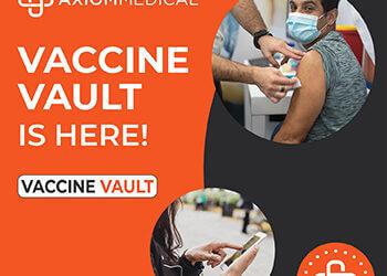 Axiom Client Portal R3 Updates – Vaccine Vault is Here!