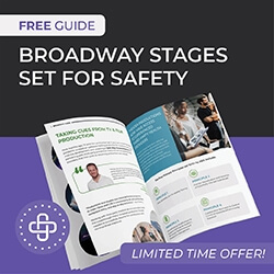 Broadway Stages safety Guide