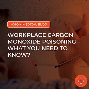Workplace carbon monoxide poisoning