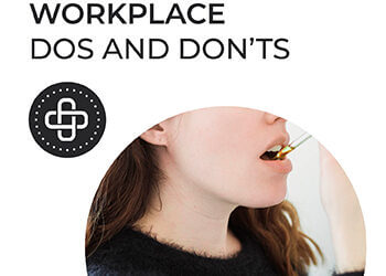 CBD Oil in The Workplace – Dos, and Don'ts