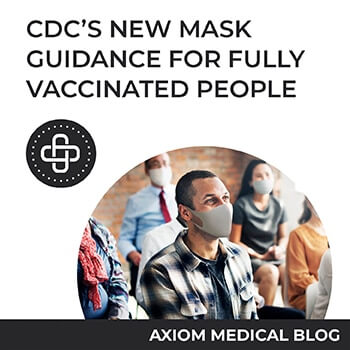 CDC's New Mask Guidance For Fully Vaccinated People