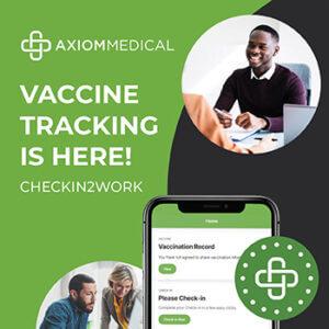 covid vaccine tracking axiom medical