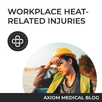 Workplace Heat-Related Injuries