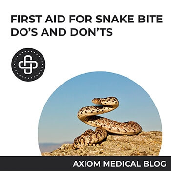 Your Employee Was Just Bitten By A Snake. Now What?