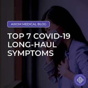 COVID-19 long-haul symptoms